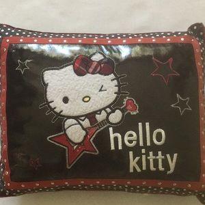 Hello Kitty Adorable Throw Pillow collectible CUTE